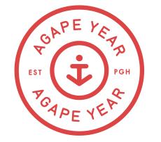 Agape Year logo